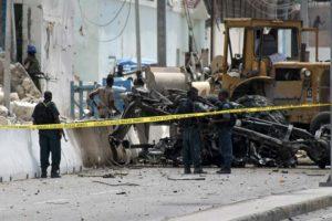 El atentado pudo dejar varios muertos