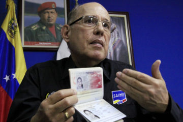 El Saime se encuentra ahorrando en Venezuela