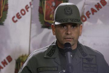 El generalRemigio Ceballos señaló que el operativo desplegado ha resguardado la seguridad de los electores