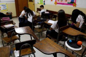 Juan Maragall, secretario de Educación saliente del estado Miranda, se muestra preocupado las condiciones actuales del sector