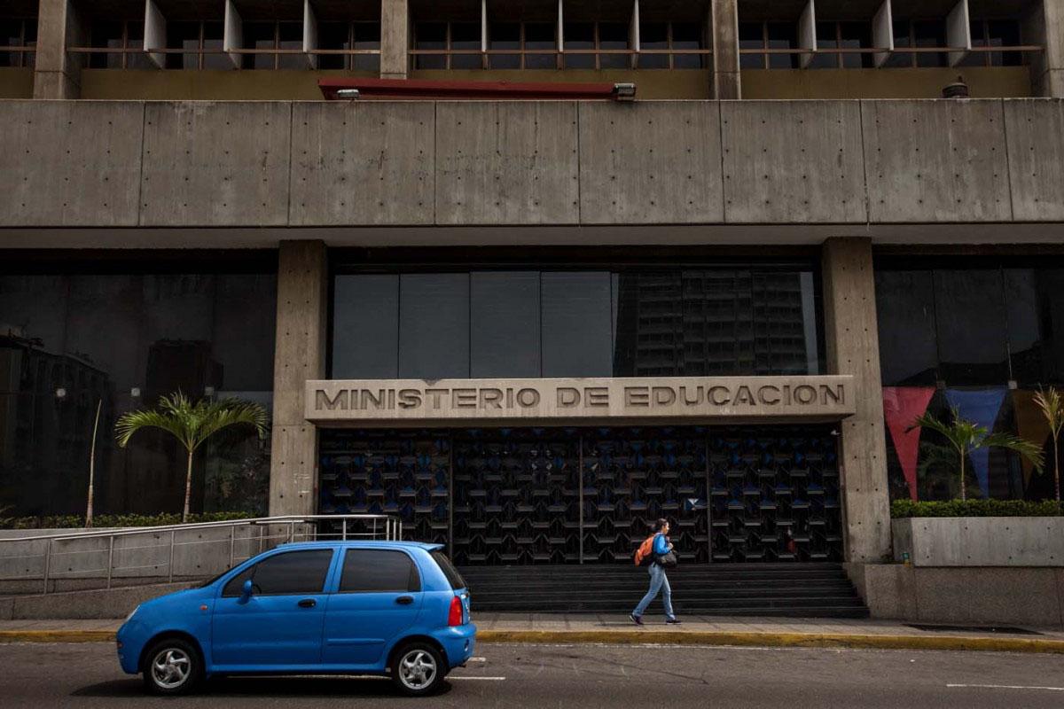 El Ministerio del Poder Popular para la Educación reveló que los colegios no atenderán a los estudiantes hasta el 16 del mismo mes
