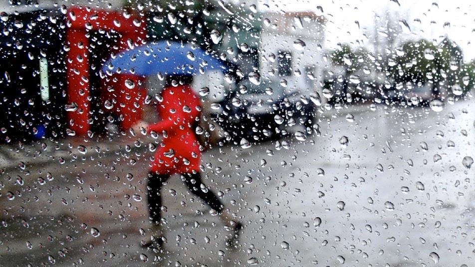 Según Inameh, algunas precipitaciones podrían estar acompañadas de actividad eléctrica
