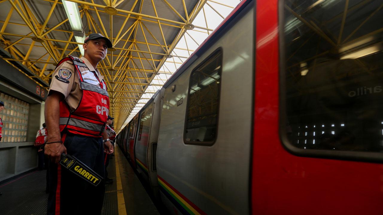 El presidente del sistema subterráneo anunció que elaboraron un plan conjuntamente con organismos de seguridad del Estado