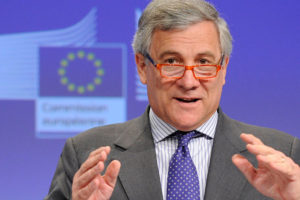 El presidente del Parlamento Europeo ofreció palabras sobre la situación de Venezuela mientras daba su discurso al recibir el Premio Princesa de Asturias de la Concordia