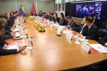 Ambas naciones evaluaron el desarrollo de los acuerdos que fueron suscritos hace 20 años