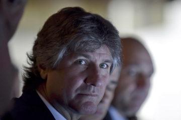 El ex vicepresidente argentino fue detenido ante el riesgo de fuga durante la causa en la que esta implicado por enriquecimiento ilicito