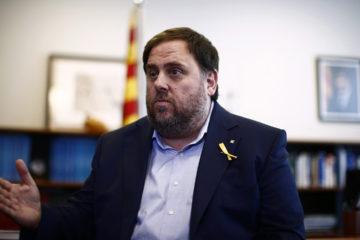 La peticion de la Fiscalia fue solicitada para el ex vicejefe de Gobierno de Cataluña o siete ex consejeros de la region
