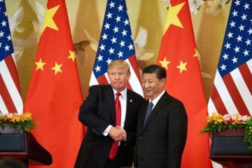 Los acuerdos firmados en presencia de Donald Trump y Xi Jingping están valorados en 250 mil millones de dólares