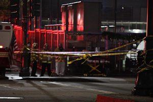 La Cancilleria también agregó que entre los heridos del arrollamiento múltiple también se encuentra un argentino