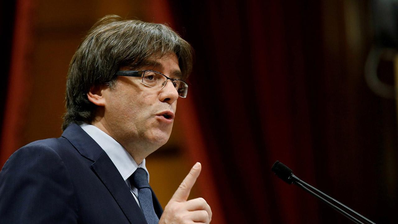 El destituido jefe de estado cree en una manera de encajar a la región dentro de España sin un proceso independentista