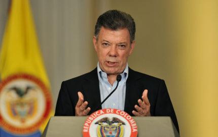 """El mandatario aseguró que las fuerzas del Estado """"atacarán con todo"""" al 7% de la milicia que no se unió a los pactos de paz"""