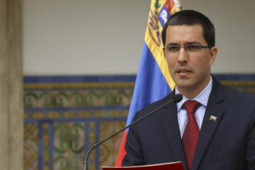 Jorge Arreaza y ministro cubano, Rodrigo Malmirca Díaz, presiden la reunión de Cooperación Cuba-Venezuela