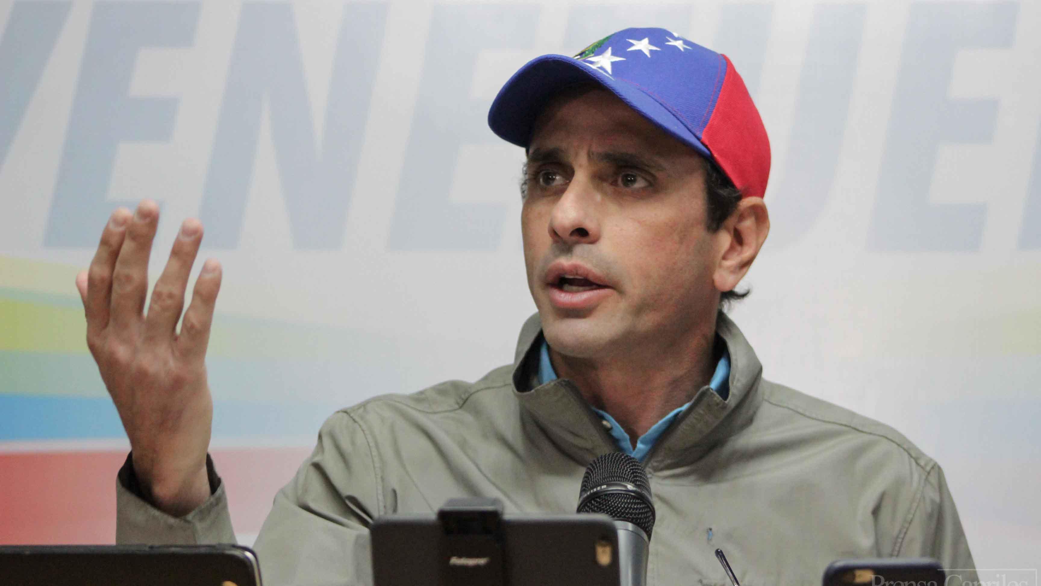 Explicó que esta nueva alianza opositora deberá defender el derecho legítimo de los venezolanos al voto