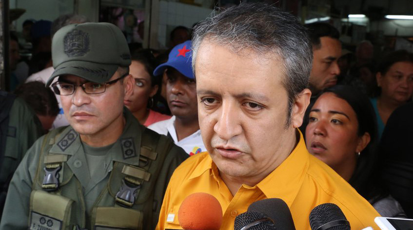 """Doblellave-Contreras aseveró que sanciones de EE.UU """"no tienen efecto real"""""""