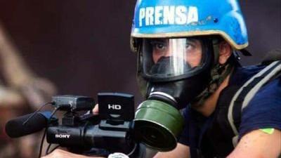 El reportero gráfico aseguró que estuvo secuestrado desde el sábado en la tarde