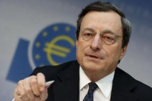 """El presidente del BCE explicó que las """"criptomonedas"""" aún no son algo que pueda constituir un riesgo para los bancos centrales"""
