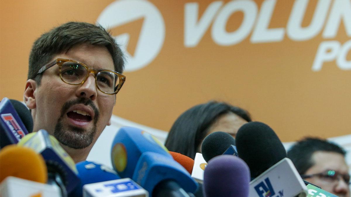 El abogado defensor del parlamentario consignó un documento ante la OEA, este miércoles