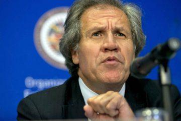 El secretario de la OEA cuestionó la reunión del gobierno venezolano y la opositora MUD, previsto para los próximos días
