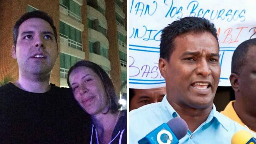 Dichas liberaciones ocurren en el marco de la reciente decisión del TSJ de anular la inmunidad parlamentaria del diputado Freddy Guevara.