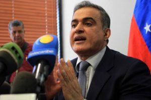 El Fiscal General aseguró que se castigarán los crímenes de odio y se actuará de manera oportuna ante las solicitudes llevadas al TSJ