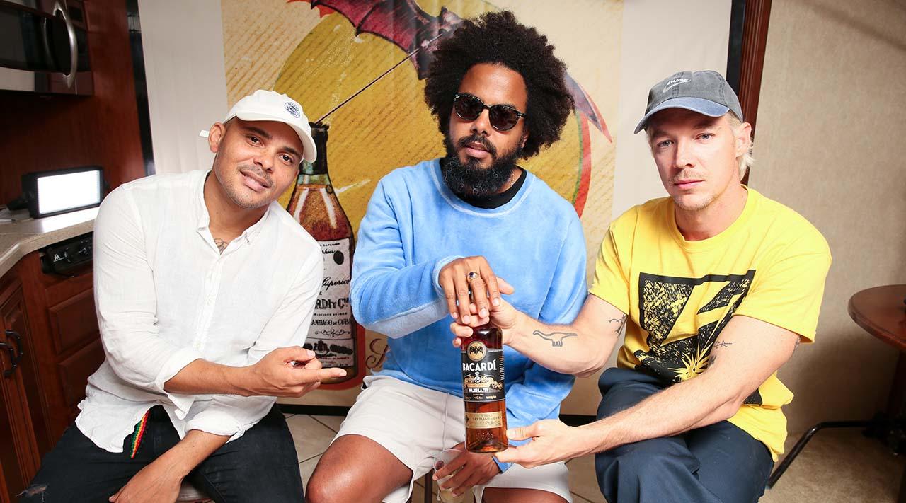"""The Sound of Rum, es un movimiento de sonido entre la música y el ron, donde """"ambos se mezclan para unir a las personas"""""""