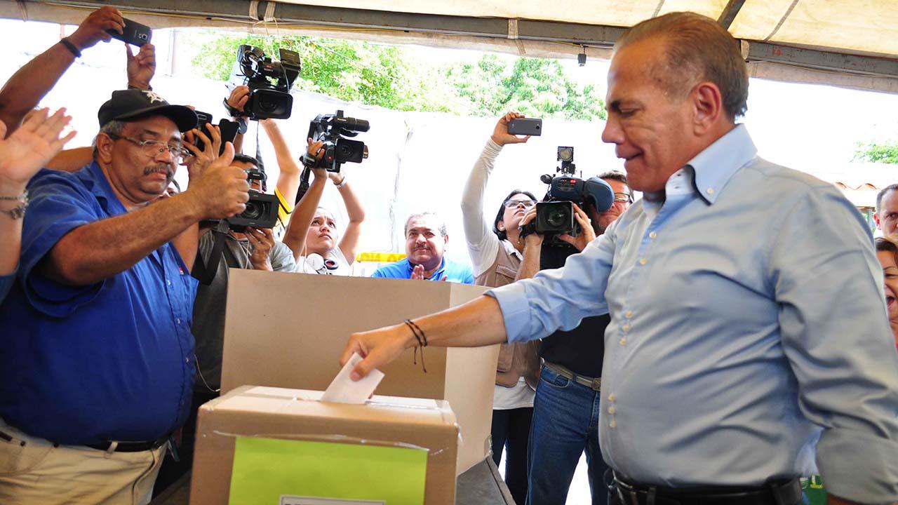 """El político aseguró que su decisión se traduce como un """"acto de rebeldía"""" contra el Gobierno y a favor del estado"""
