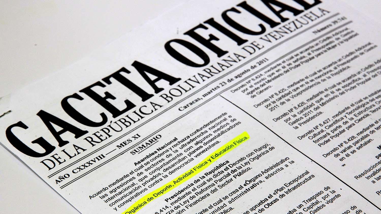 El documento establece 120 días de bonificación de fin de año para los empleados públicos e integrantes de la Fuerza Armada Nacional