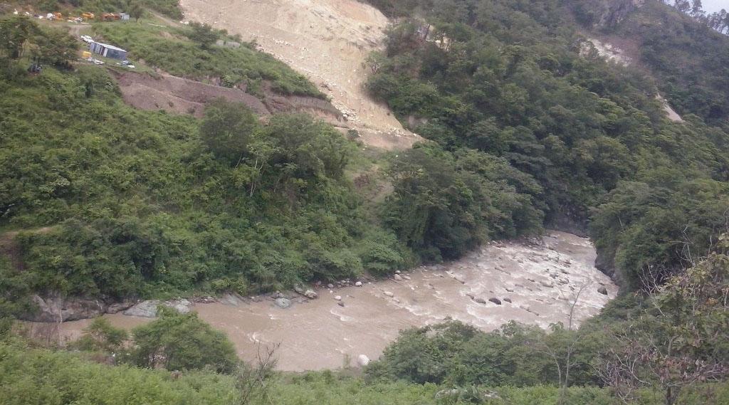 Según las autoridades locales, elincidente se registró en el río Locomapa del departamento de Yoro, luego de las intensas lluvias