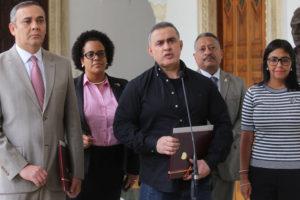 El fiscal afirmó que el Ministerio Público está a la orden para aquellos denunciantes que aún no han realizado acusaciones