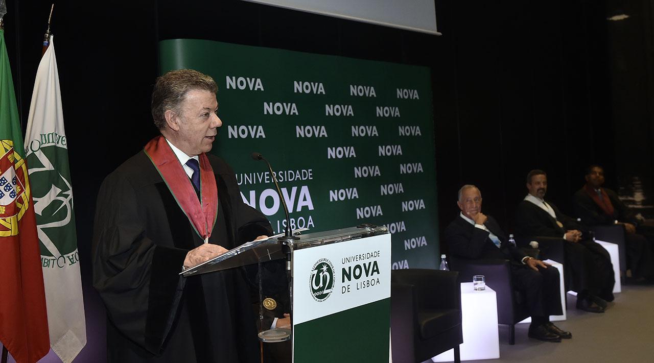 El mandatario colombiano aseguró que dicha medida es un paso importante en el proceso que busca cambiar balas por votos