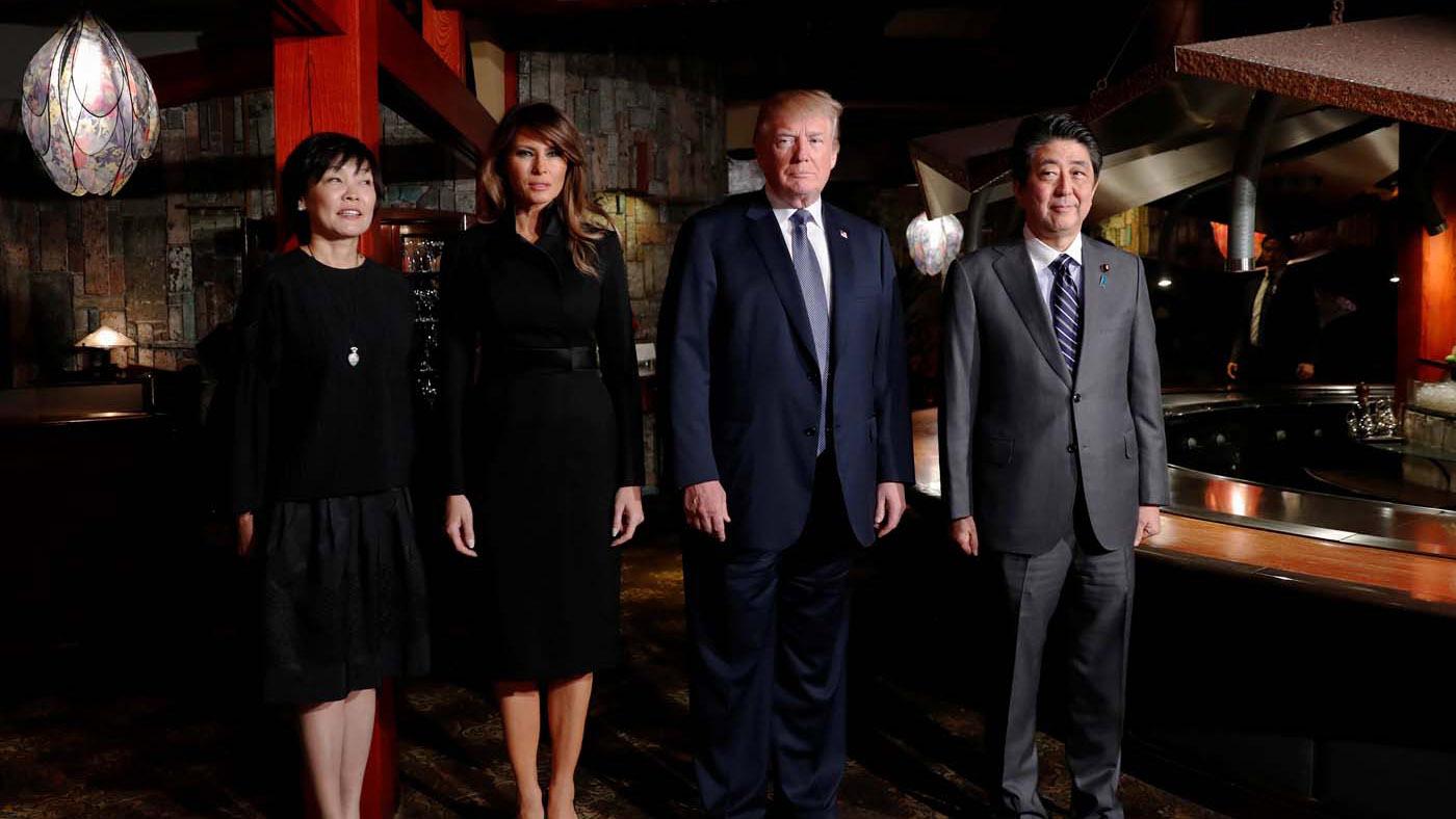 Durante sus escalas en Seúl, Corea del Sur, China, Vietnam y Filipinas participará en tres cumbres