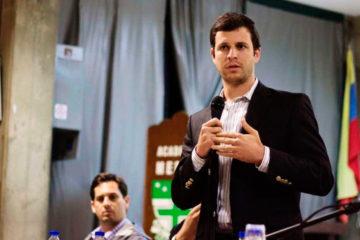 El excandidato a la alcaldía de El Hatillo deseó éxito en la gestión del nuevo alcalde