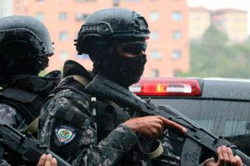 Fallecieron tres hombres durante enfrentamiento con la FAES en Guarenas