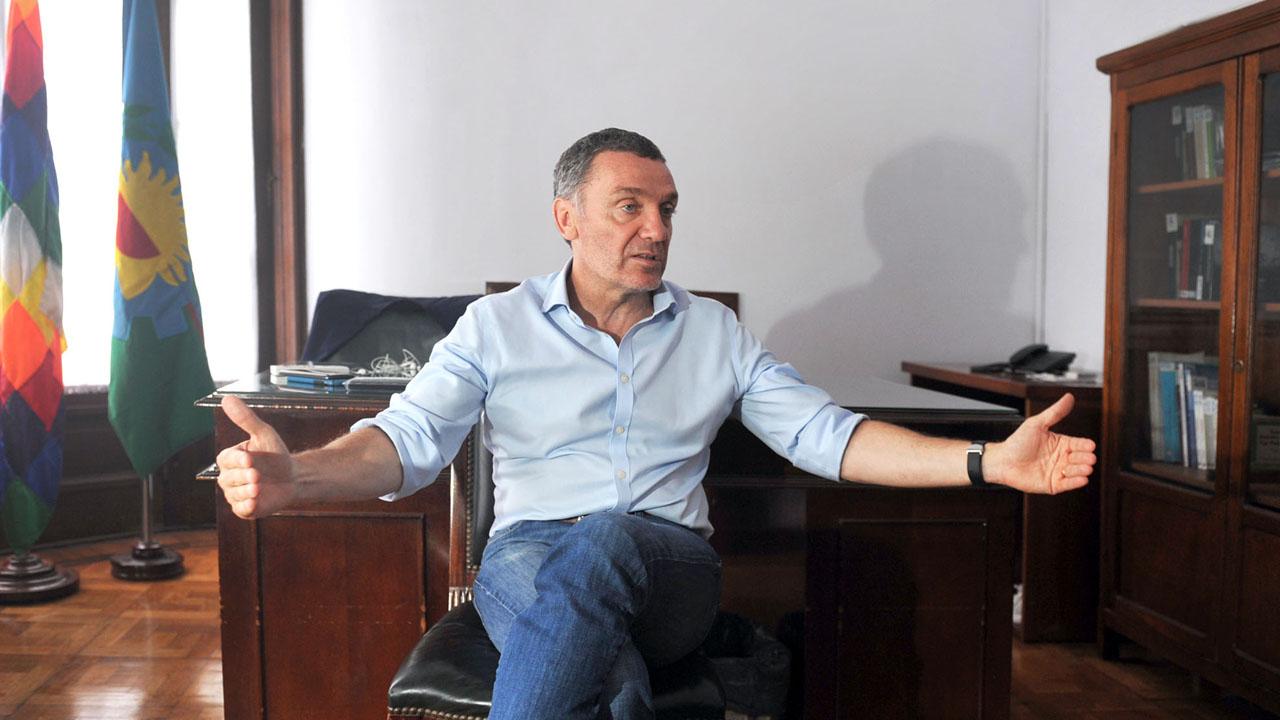 El jurista argentinoforma parte del panel en la OEA que evalúa llevar el caso de nuestro país ante la Corte Penal Internacional