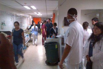 En el Hospital Universitario de Los Andes se registraron seis muertes por la enfermedad