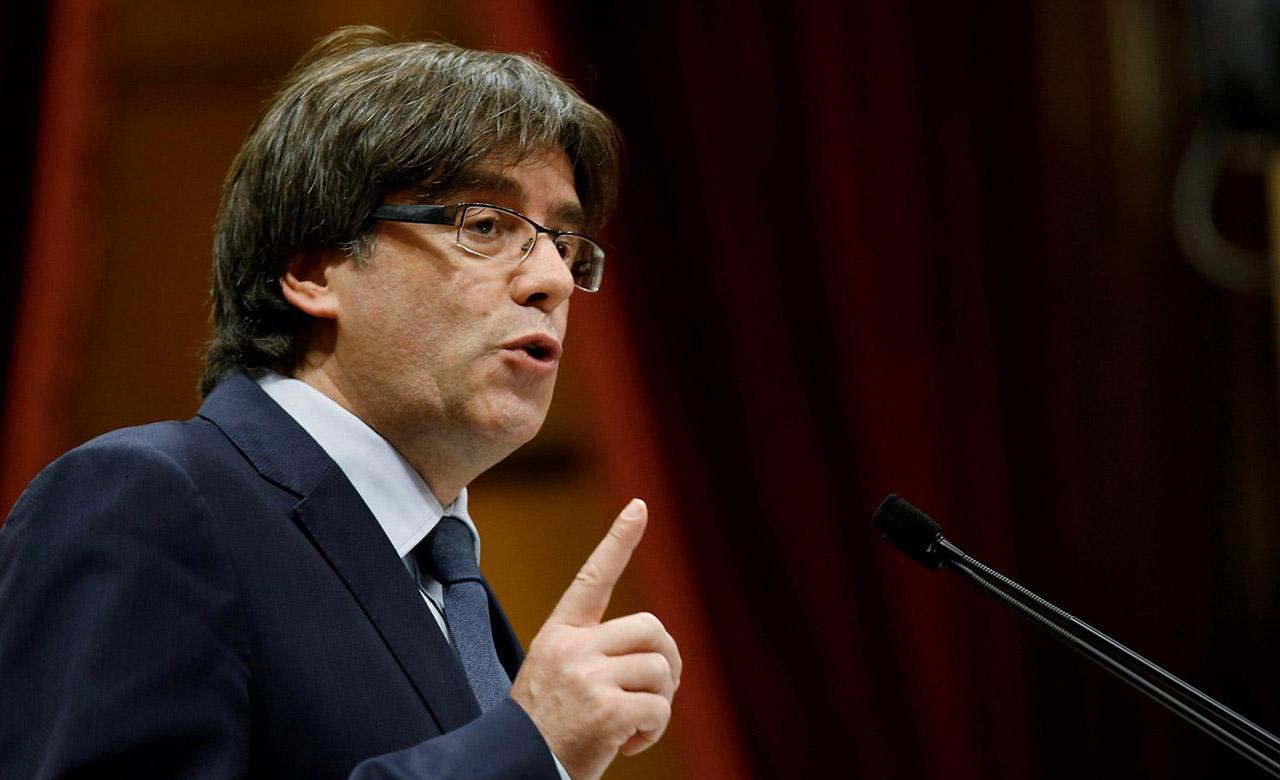 Otros 6 colaboradores del expresidente catalán, también fueron solicitados por la justicia española
