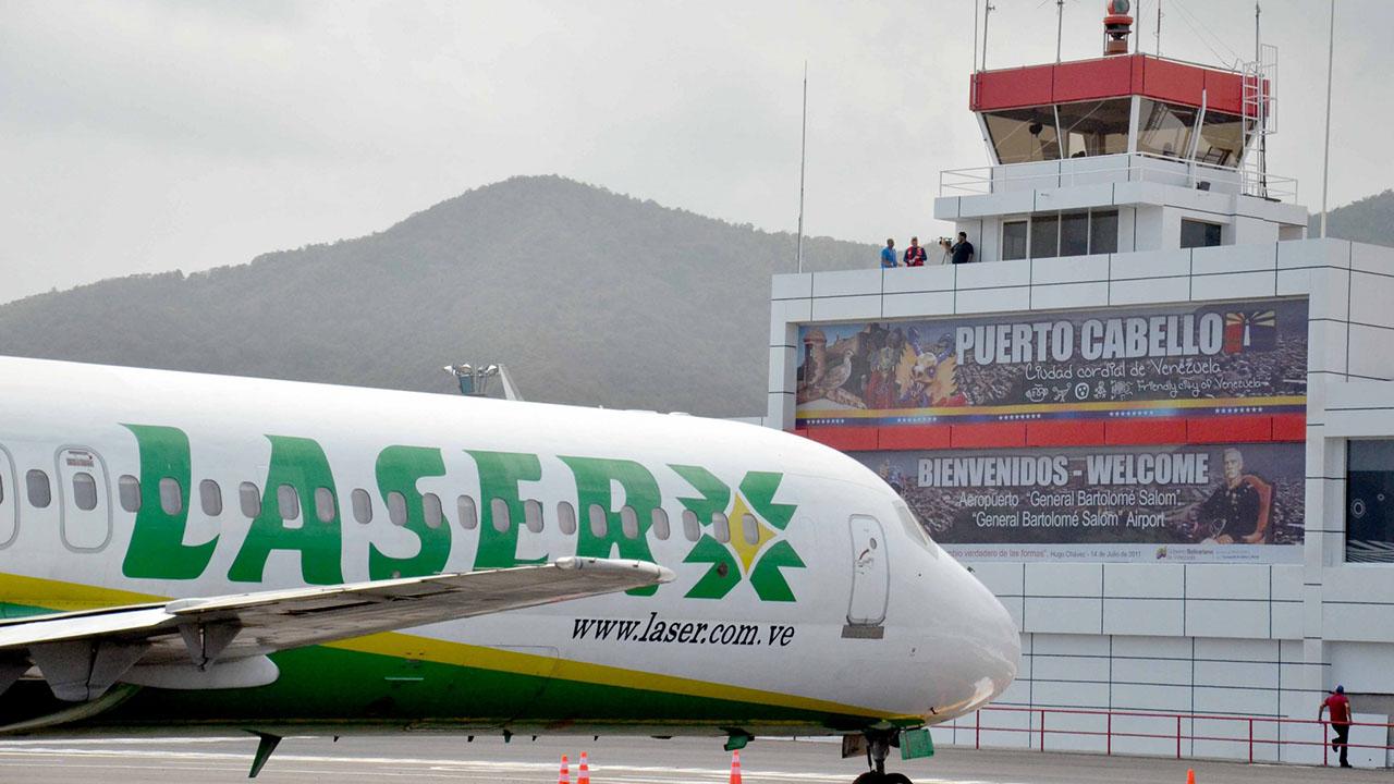 La terminal aérea tendrá una frecuencia de dos vuelos semanales ruta Maiquetía