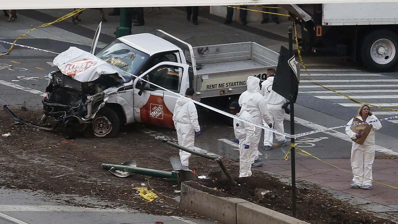 El presidente estadounidense solicitó tal condena para el responsable del ataque terrorista en Nueva York