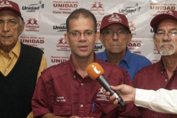 El secretario general nacional de Unidad Visión Venezuela aseguró que dichos temas son vitales para llegar a un acuerdo