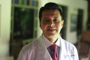 Video entrevista al doctor Rodolfo Matheus en Doble Llave