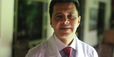 Video entrevista al doctor Rodolfo Matheus en Doble Llave