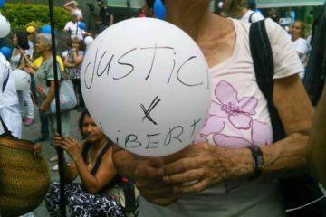 """La organización a favor de los derechos humanos también asegura que 7174 venezolanos poseen una """"libertad restringida"""""""