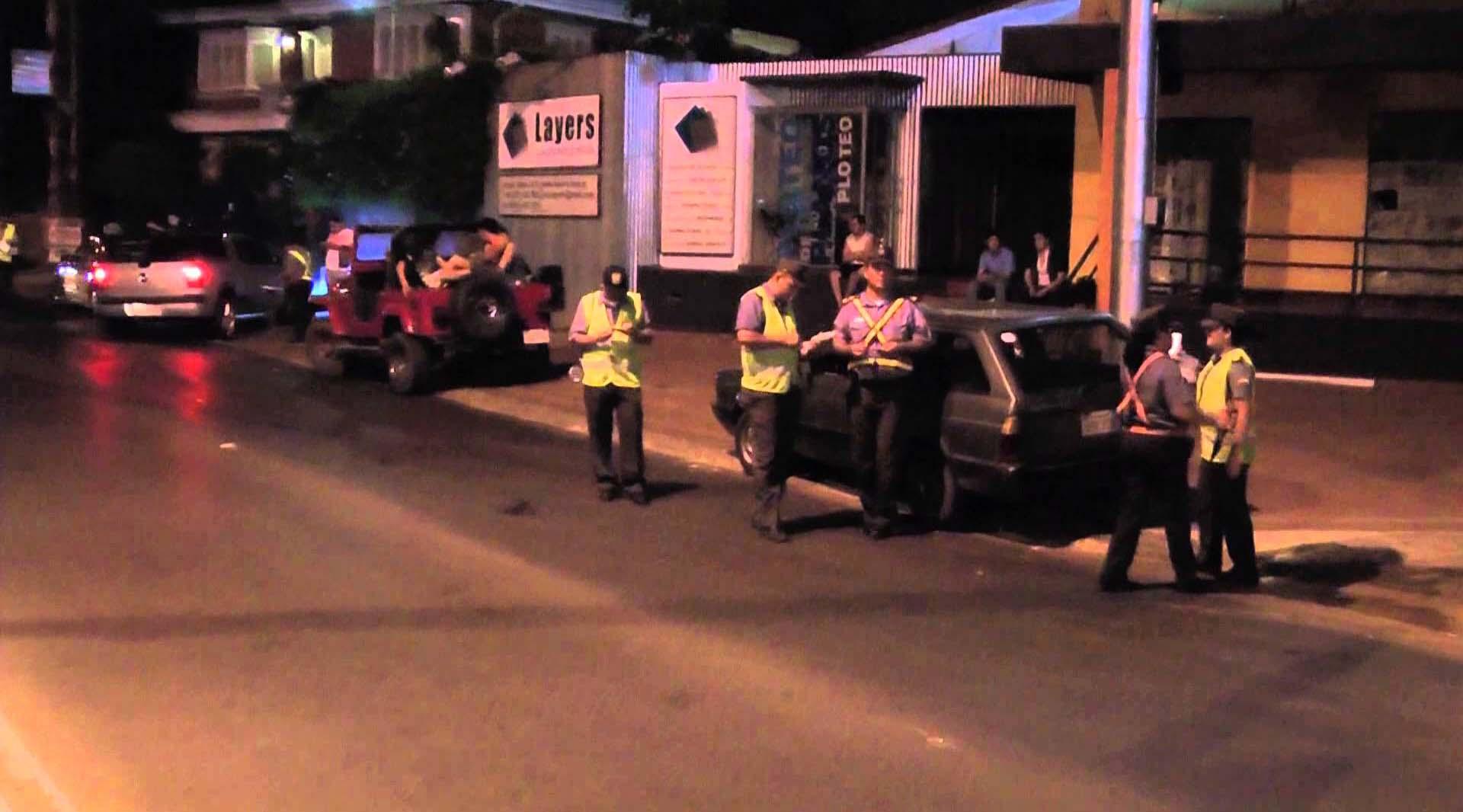 El operativo tenía como objetivo encontrar a un grupo criminal, presuntamente vinculado con el Primer Comando Capital de Brasil