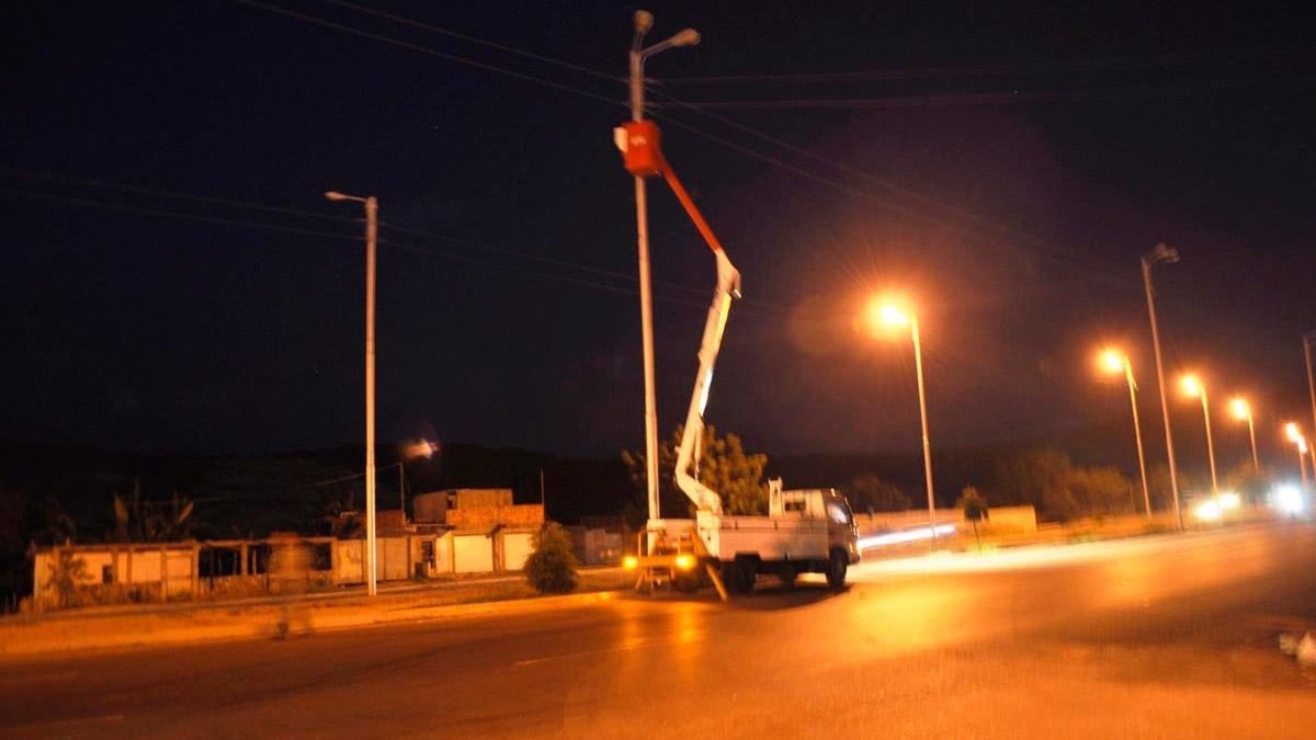 El gobernador de la entidad informó que los trabajos de reparación del sistema continuarán en la subestación de Punta de Palma