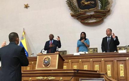 """Omar Prieto aseguró que de ahora en adelante trabajará por que Zulia se encamine """"hacia los objetivos de su plan de Gobierno socialista"""""""