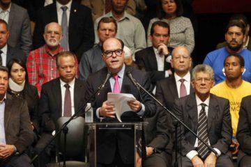 La coalición opositora admitió que no han acompañado correctamente el sufrimiento de los venezolanos en los últimos días