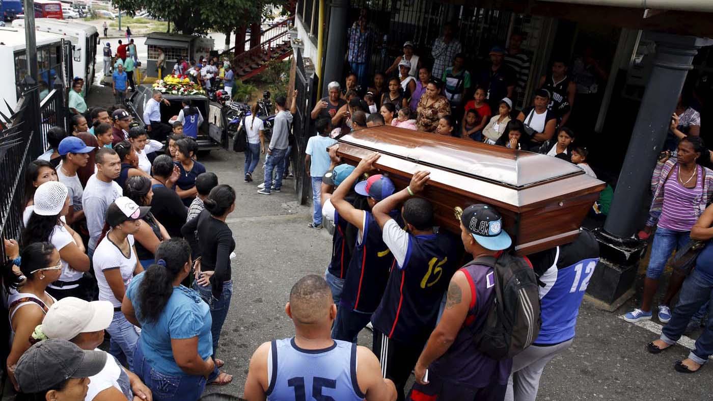 La organización vincula las altas cifras de violencia con el deterioro de la calidad de vida y del Estado de Derecho en Venezuela
