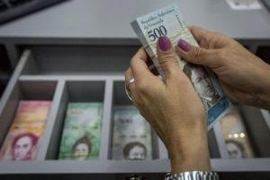 En el pasado año, la entidad bancaria emitió 122,72 billones de bolívares