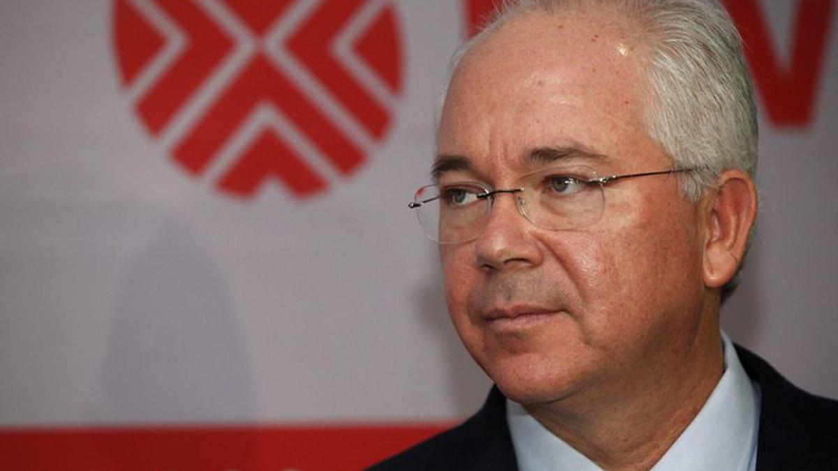 El expresidente de Pdvsa ha sido señalado por presuntamente estar relacionado con casos de corrupción en la Faja Petrolífera del Orinoco
