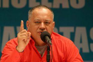El vicepresidente del Psuv indicó que fue la Asamblea Nacional Constituyente quien promovió las elecciones por lo que allí debe ser la juramentación